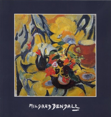 Mildred Bendall, A Retrospective Exhibition