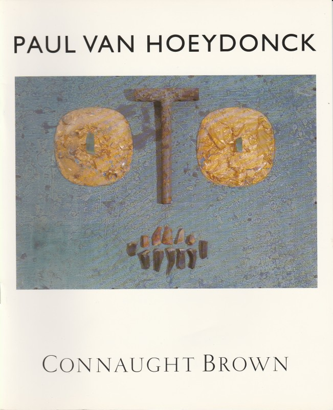 Paul Van Hoeydonck, Bonshommes et Boîtes à Monocles 1960-1961