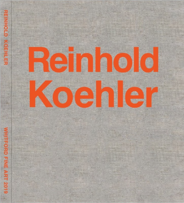 Reinhold Koehler: New Realism, Décollage and Matter Painting 1948-1970