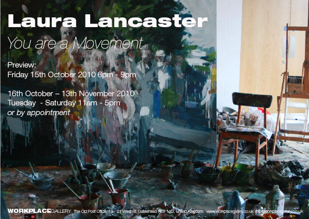 Laura Lancaster: You are a Movement