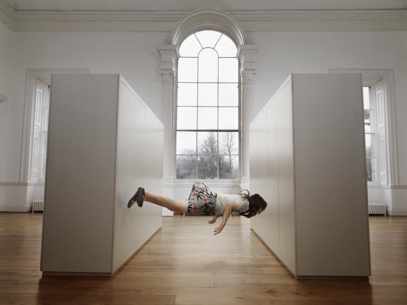 JULIA FULLERTON-BATTEN, CUPBOARDS, IN BETWEEN , 2008