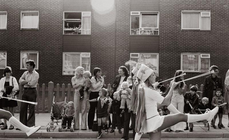 Jurgen Schadeberg, EAST END PARADE, LONDON, 1972