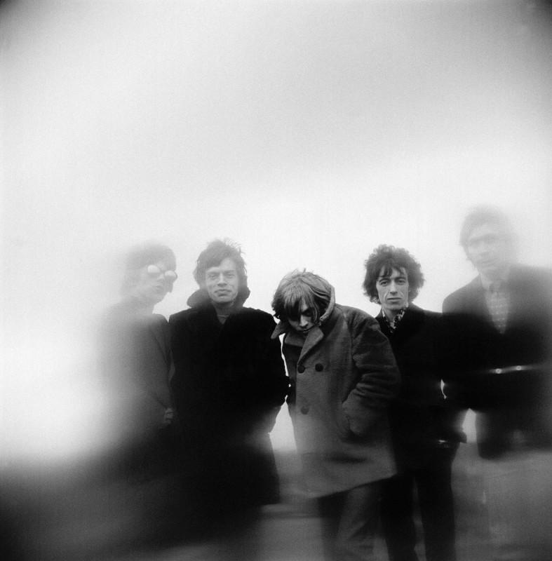Gered Mankowitz, ROLLING STONES, PRIMROSE HILL, LONDON, 1966