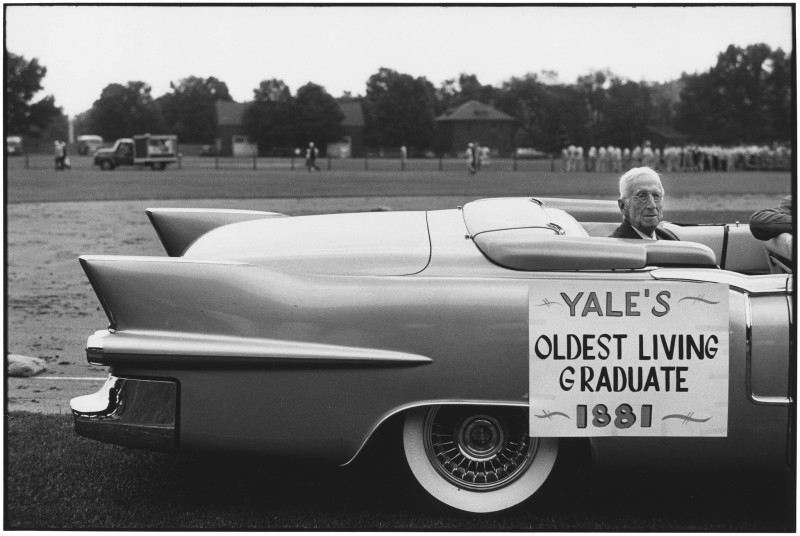 Elliott Erwitt, NEW HAVEN, CONNECTICUT, 1955