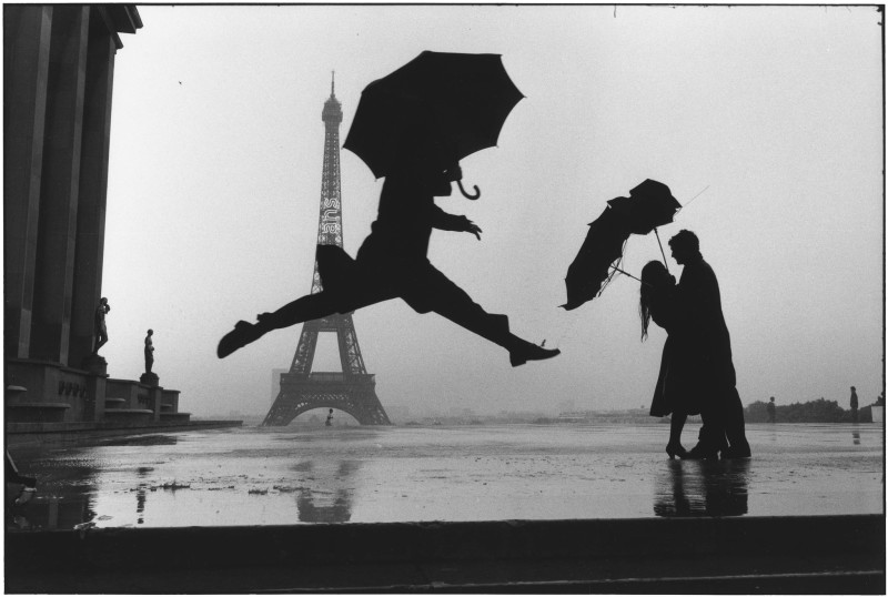 Elliott Erwitt, PARIS, 1989