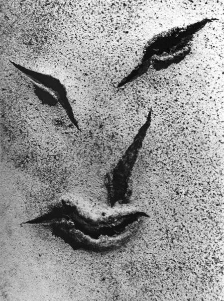 Lucien Clergue, CRAQUELURE, CAMARGUE, 1964