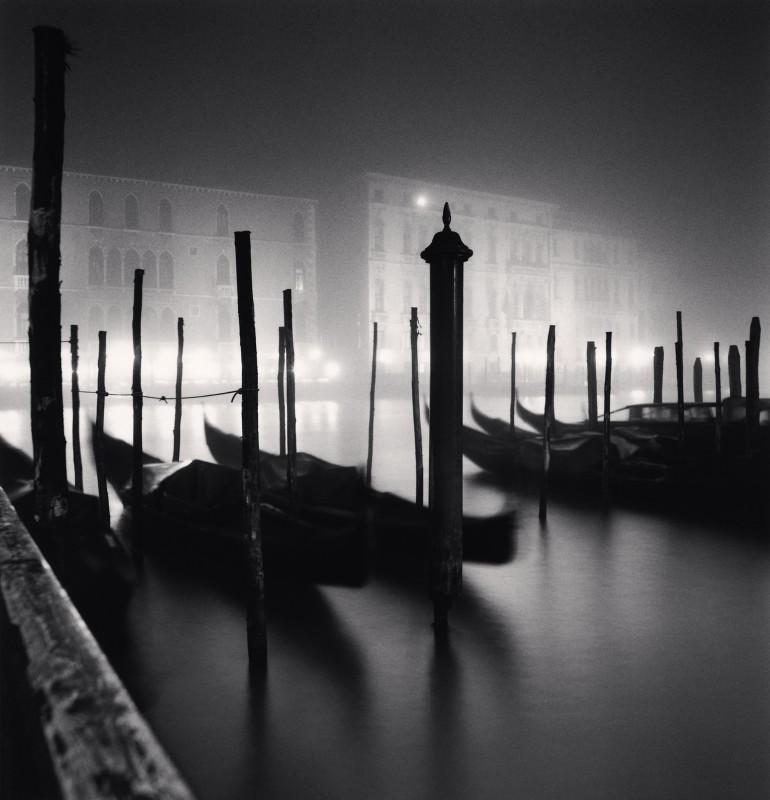 Michael Kenna, CAMPO SAN VIO VIEWPOINT, GRAND CANAL, VENICE, ITALY, 2007