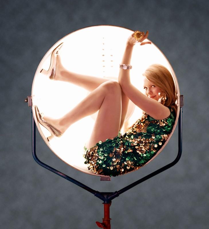 Ormond Gigli, GIRL IN THE LIGHT, NEW YORK, 1967