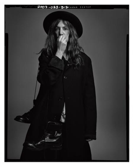 Mark Seliger, PATTI SMITH, NEW YORK, 2007