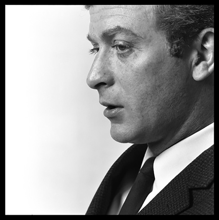 Brian Duffy, MICHAEL CAINE, 1964