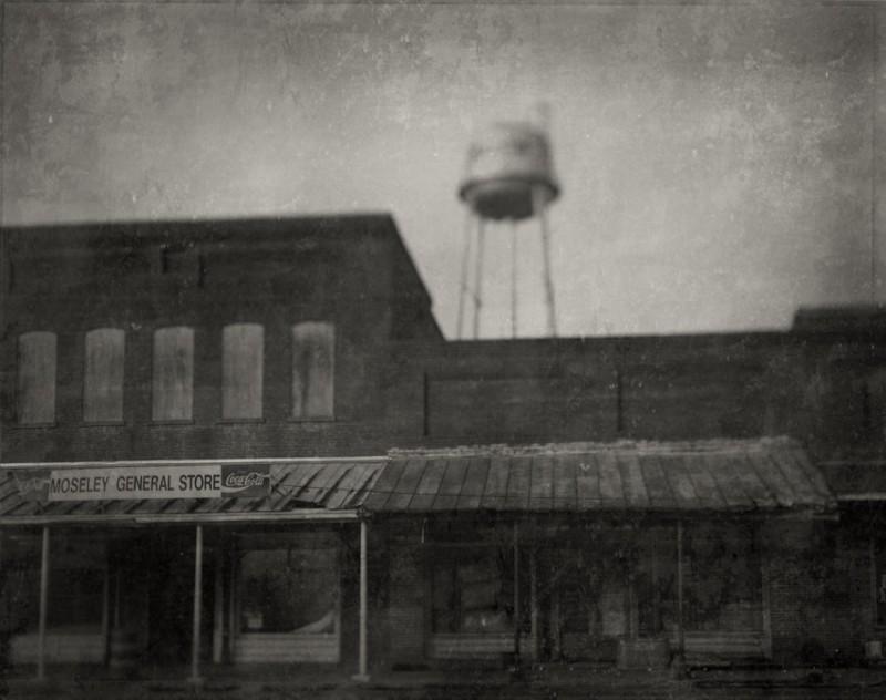 Jack Spencer, ALABAMA TOWN FRONT, 2004