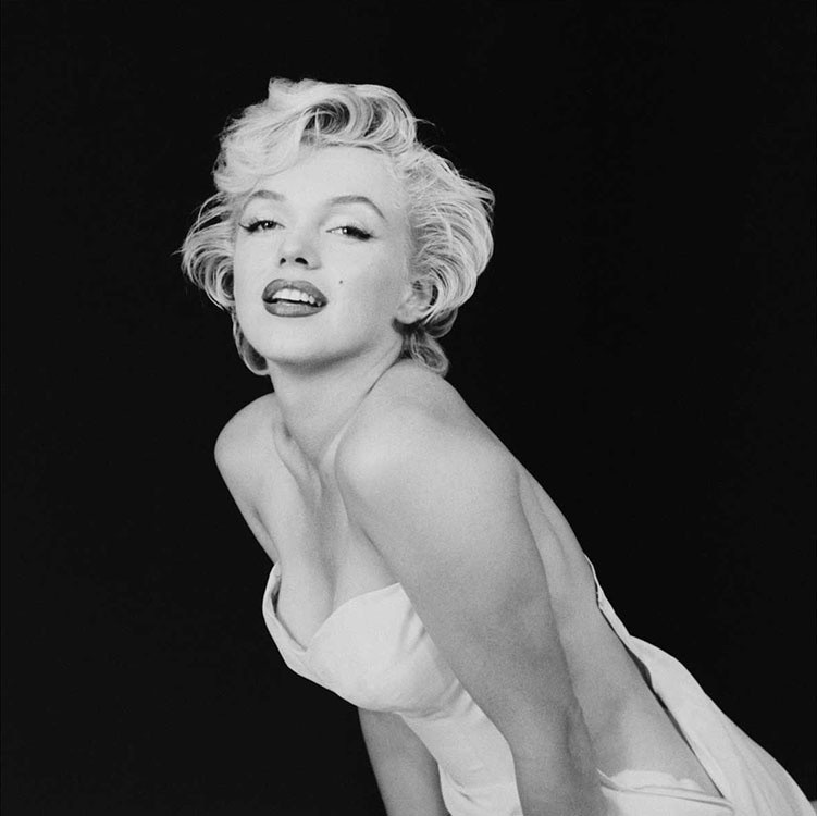 Milton Greene, MARILYN MONROE, NEW YORK, OCTOBER, 1954