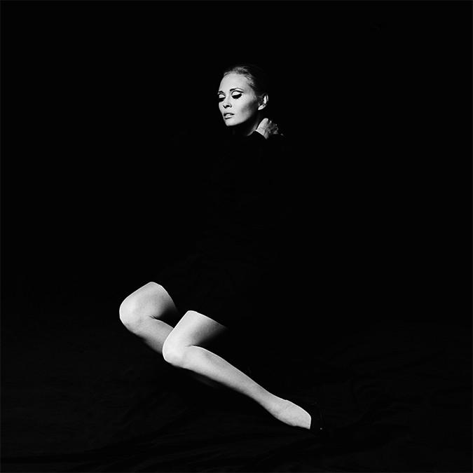 JERRY SCHATZBERG, FAYE DUNAWAY: LEGS, 1968