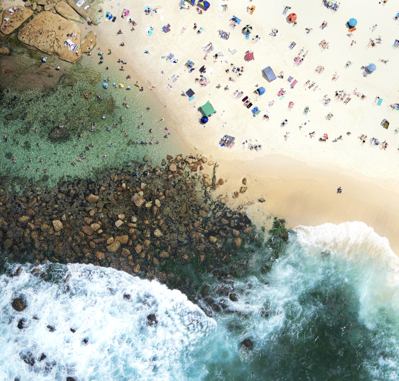 Joshua Jensen-Nagle, IT'S ALL THERE II, SYDNEY, AUSTRALIA, 2015