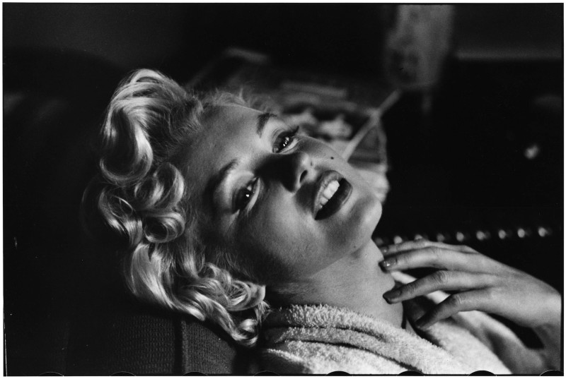 Elliott Erwitt, MARILYN MONROE, NEW YORK, 1956