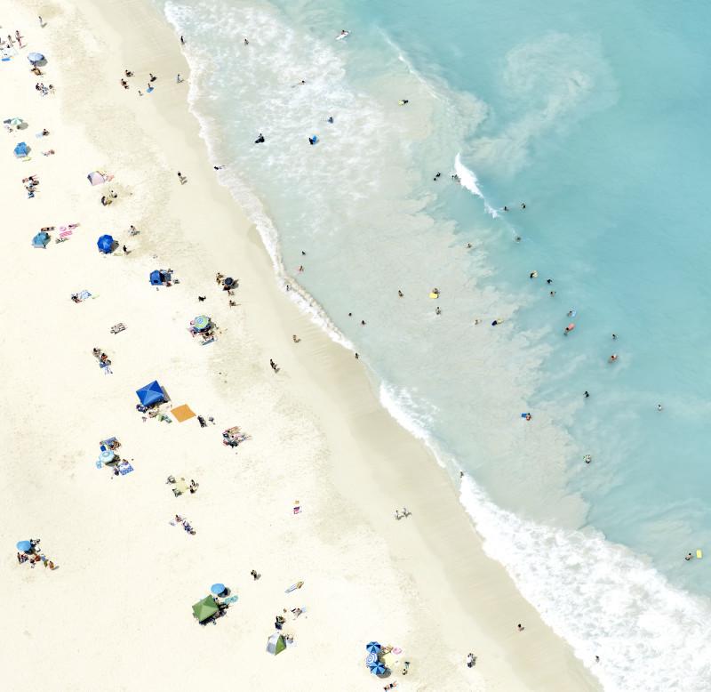 Joshua Jensen-Nagle, THE NORTH SHORE, HAWAII, 2016