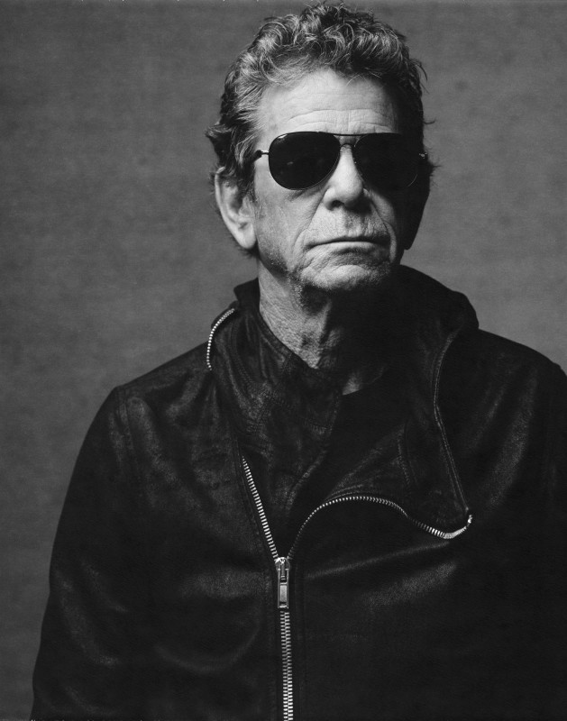 Mark Seliger, LOU REED, NEW YORK, 2011