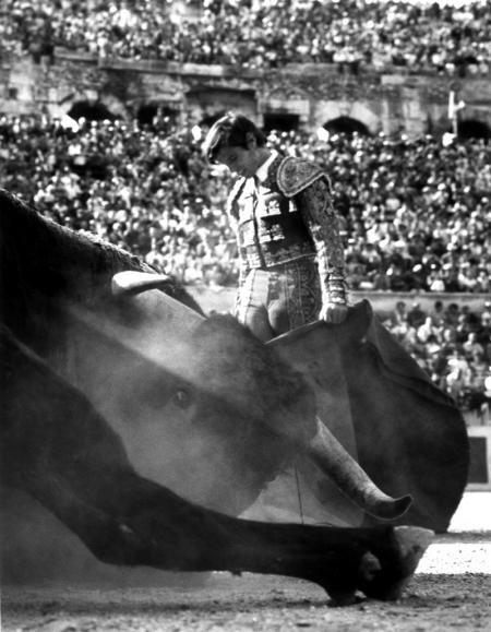 Lucien Clergue, EL CORDOBES, NIMES, 1965