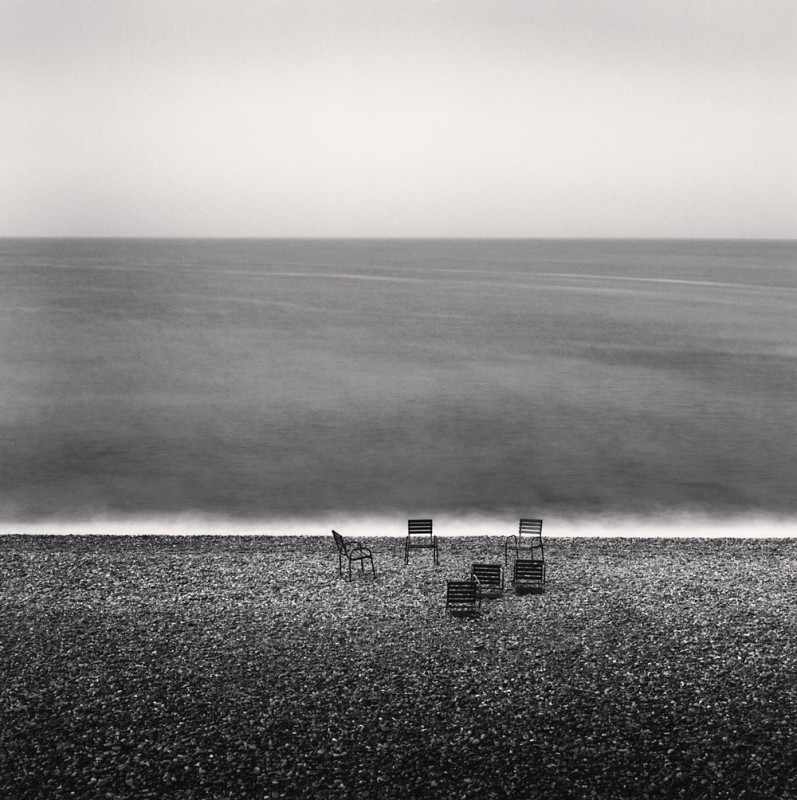 Michael Kenna, SOIREE, BEAU RIVAGE, NICE, FRANCE, 1996