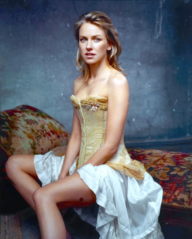 Mark Seliger, NAOMI WATTS, MEMPHIS, TENNESSEE, 2003