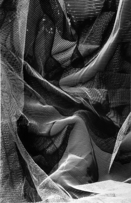 Lucien Clergue, RIDEAU ENLUMINE, SANDEPOUY (GERS), 2010