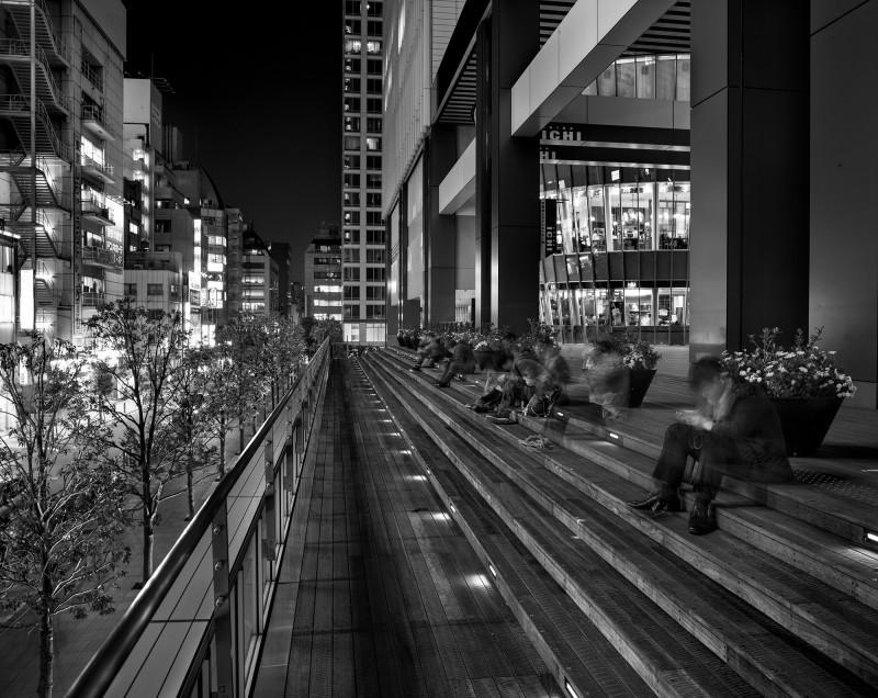 Matthew Pillsbury, AKIBA SQUARE, TOKYO, 2014