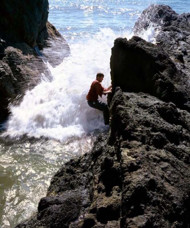 Kerry Skarbakka, COASTAL WATERS, FROM THE SERIES 'FLUID', 2004