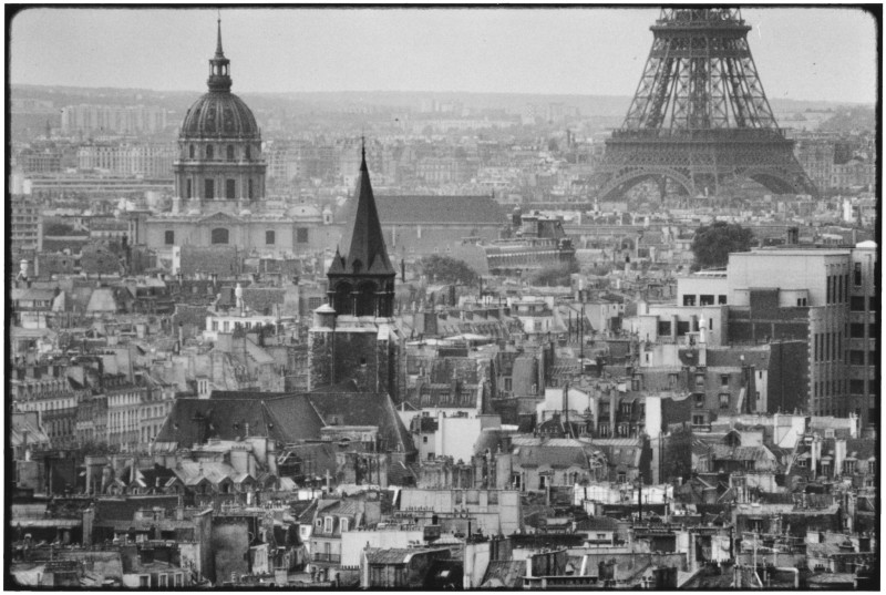Elliott Erwitt, PARIS, 1969