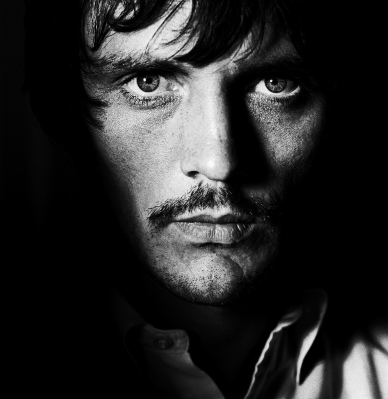 Terence Donovan, TERENCE STAMP, ON THE SET OF JOHN SCHLESINGER'S 'FAR FROM THE MADDING CROWD', 1967