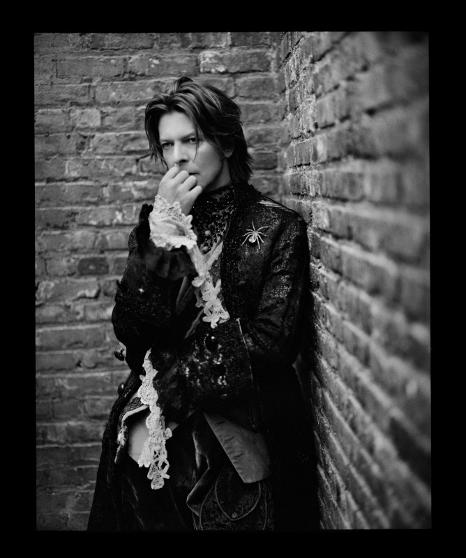 Mark Seliger, DAVID BOWIE, NEW YORK, 1999