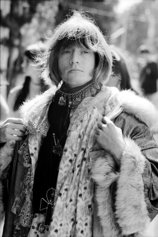 Ed Caraeff, BRIAN JONES, MONTEREY POP FESTIVAL, 1967