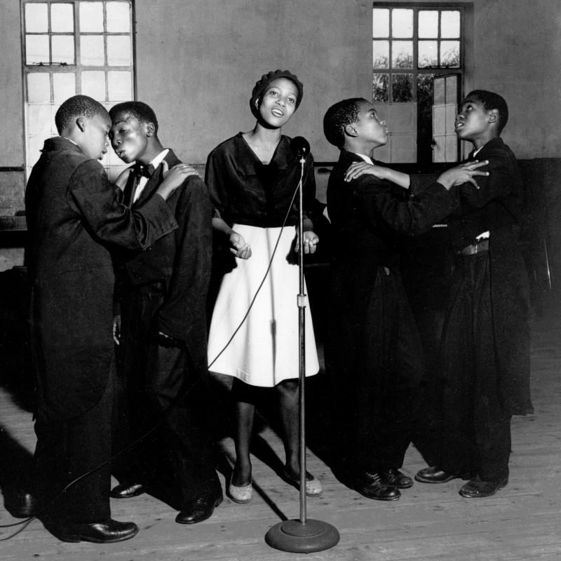 Jurgen Schadeberg, THE MIDNIGHT KIDS, SOPHIATOWN, 1954