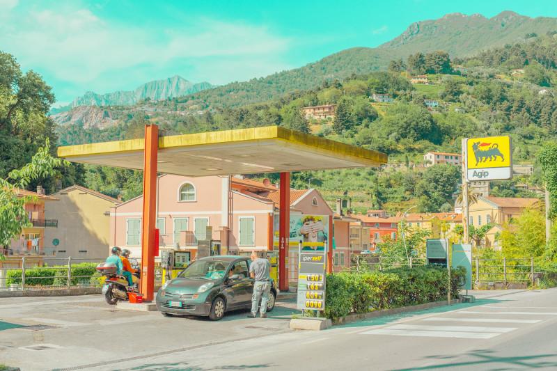 BEN THOMAS, CHROMA I, AGP, CARRARA, ITALY, 2015