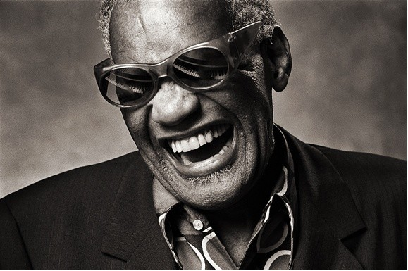 NORMAN SEEFF, RAY CHARLES CLASSIC, LOS ANGELES, 1985