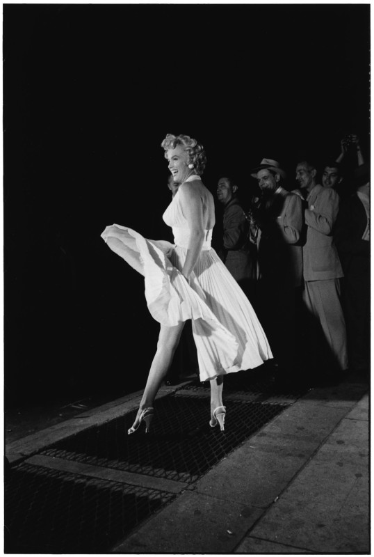 Elliott Erwitt, MARILYN MONROE, NEW YORK, 1954
