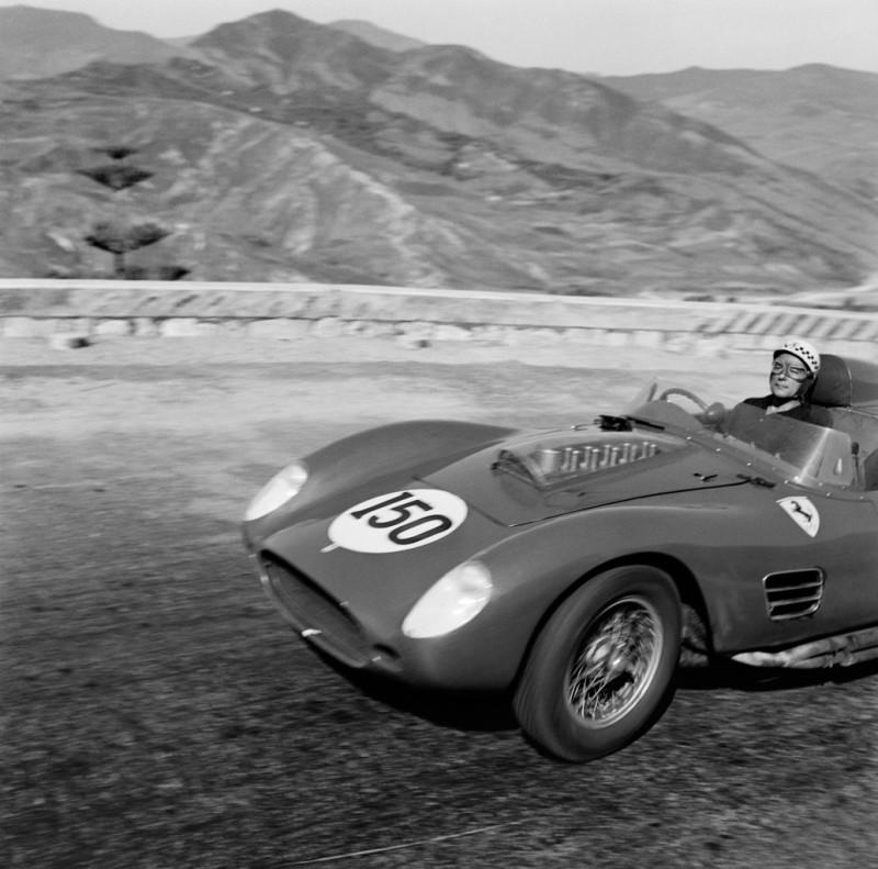 Jesse Alexander, BEHRA, FERRARI, TARGA FLORIO, 1958