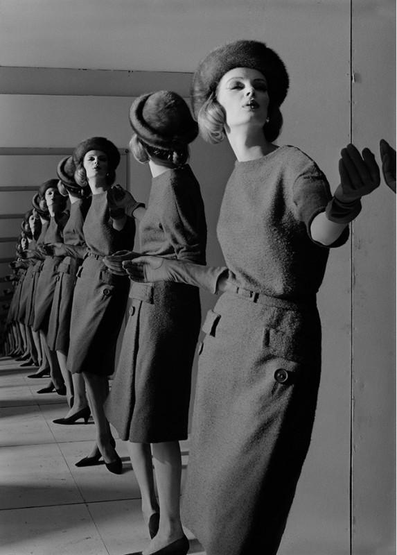 MELVIN SOKOLSKY, INFINITY, NEENA VON SCHLEBRUGGE, NEW YORK, 1961