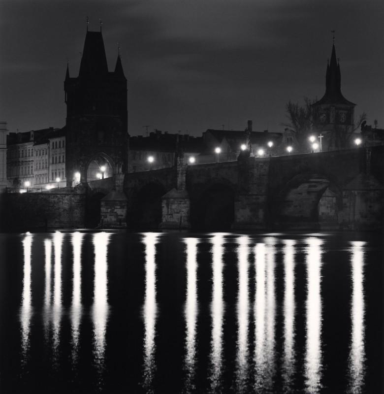 Michael Kenna, CHARLES BRIDGE STUDY NO 10, PRAGUE, CZECH REPUBLIC, 2007