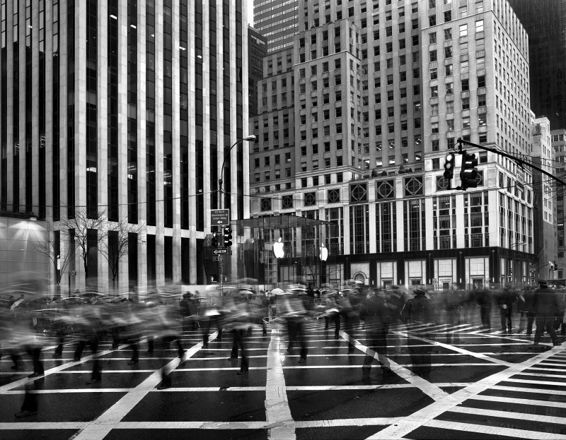 Matthew Pillsbury, ST PATRICKS DAY PARADE, NEW YORK, 2013