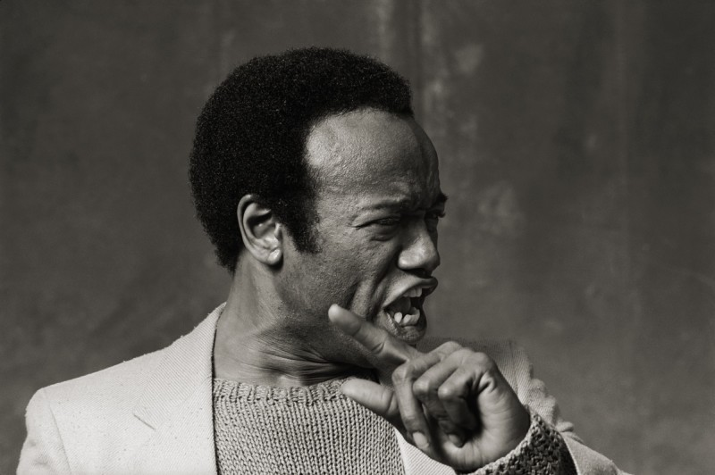 NORMAN SEEFF, BOBBY WOMACK CLASSIC, LOS ANGELES, 1981