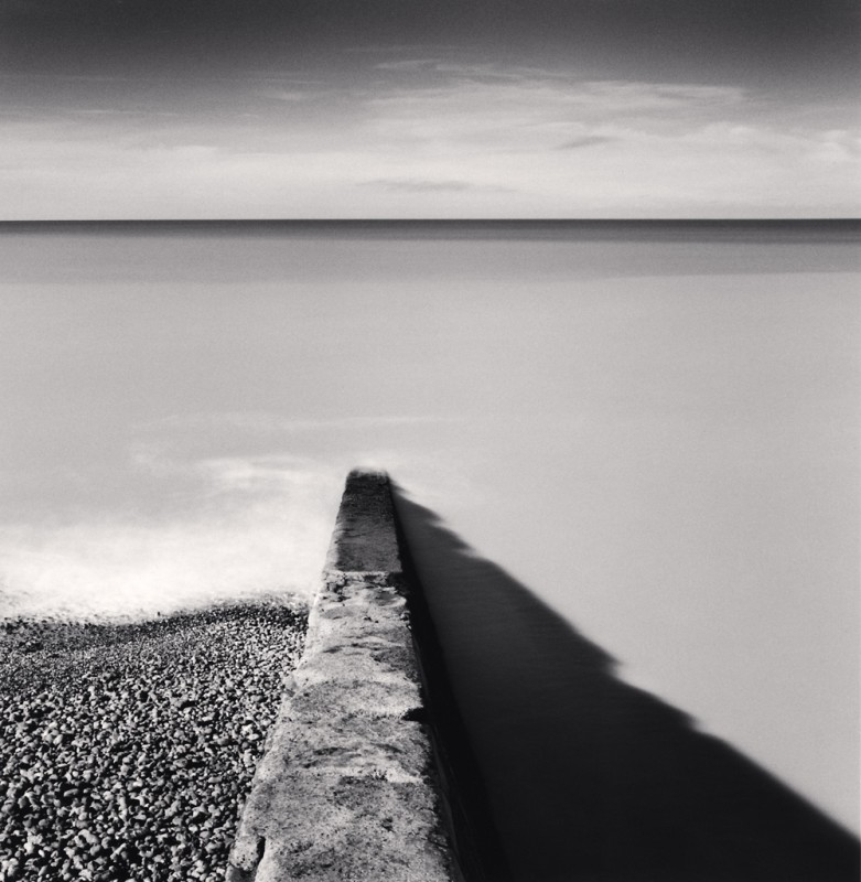 Michael Kenna, RISING TIDE, AULT, PICARDY, FRANCE, 2009