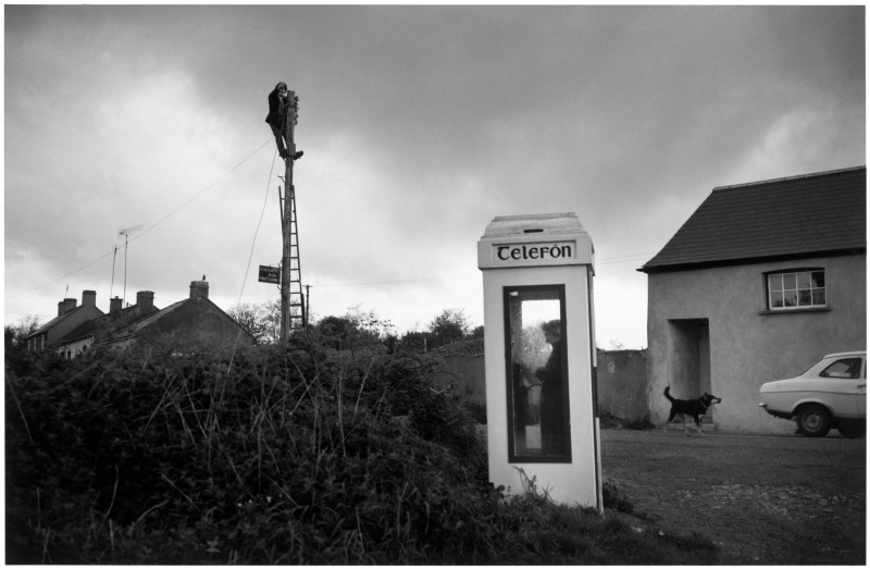 Elliott Erwitt, SHANAGARRY, IRELAND, 1982