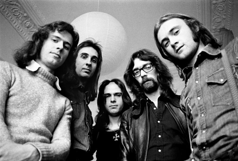 Mick Rock, GENESIS, LONDON, 1974