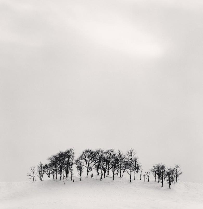 Michael Kenna, AFTERNOON LIGHT, SHIBECA, HOKKAIDO, JAPAN, 2004