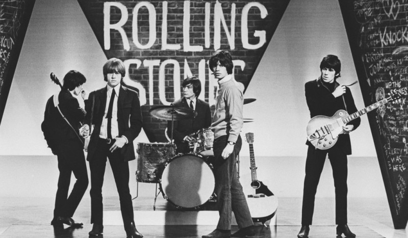 Terry O'Neill, THE ROLLING STONES REHEARSE FOR ABC TELEVISION'S 'THANK YOUR LUCKY STARS', 1964