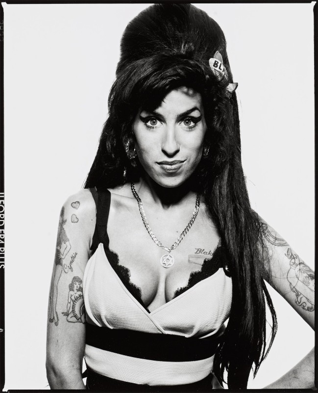 Terry O'Neill, AMY WINEHOUSE, LONDON, 2008