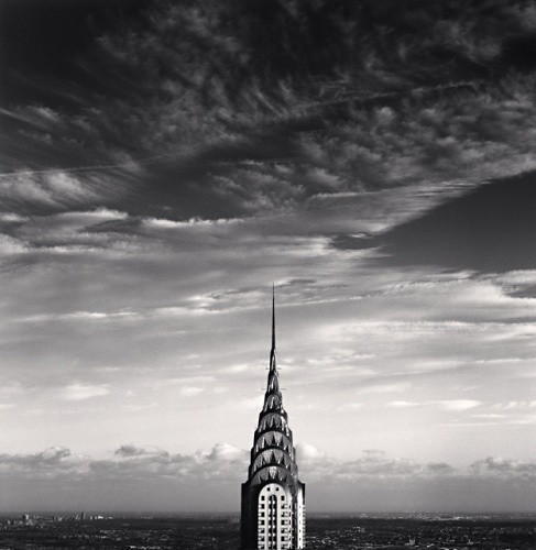Michael Kenna, CHRYSLER BUILDING, STUDY 3, NEW YORK, USA, 2006