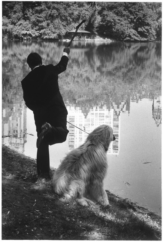 Elliott Erwitt, NEW YORK CITY, 1990