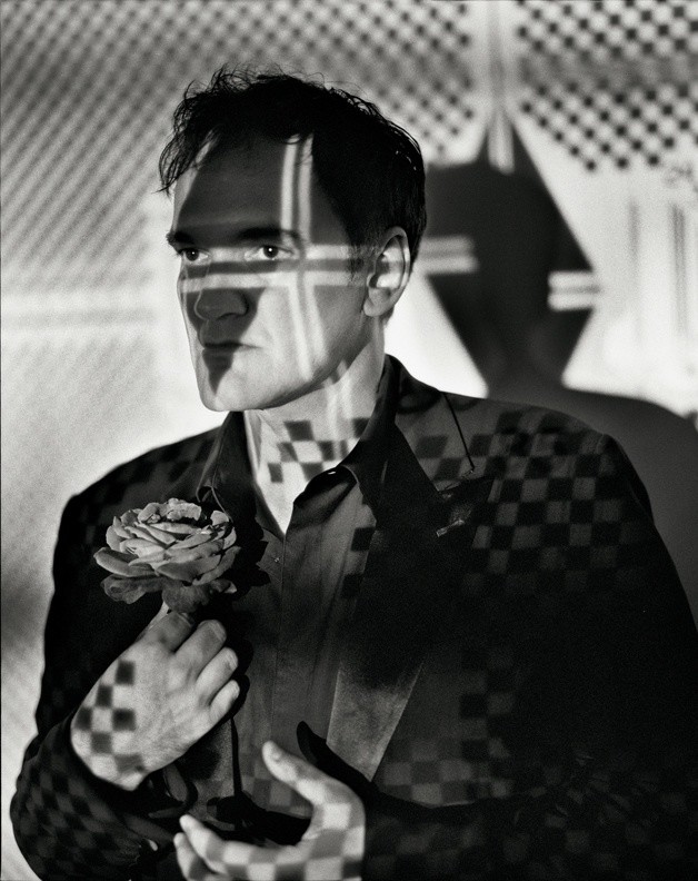Mark Seliger, QUENTIN TARANTINO, LOS ANGELES, 2009