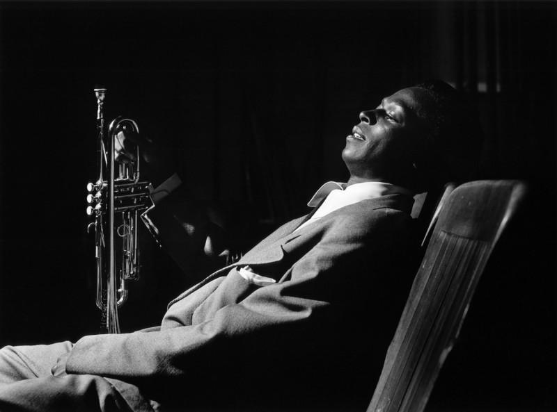 Bob Willoughby, MILES DAVIS, 1950